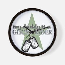 GHOST RIDER BOYS Wall Clock