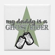 GHOST RIDER BOYS Tile Coaster
