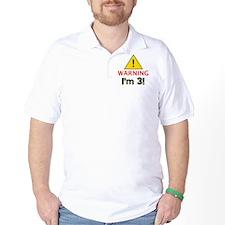 warningim3 T-Shirt