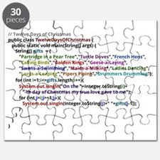 Twelve Days Of Christmas In Java Puzzle