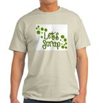 Let's Scrap -2 Ash Grey T-Shirt