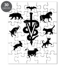 caduceus animals Puzzle