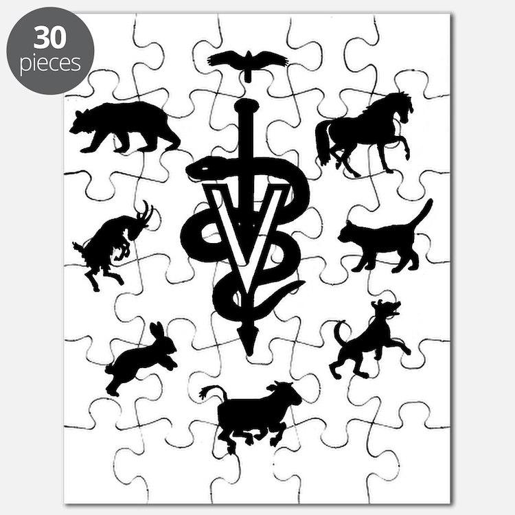 caduceus animals Puzzle