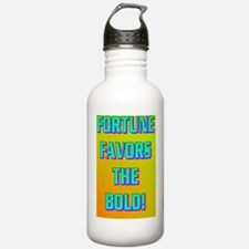 FORTUNE FAVORS THE BOL Water Bottle