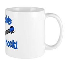 4yearoldsrock_blueguitar Mug