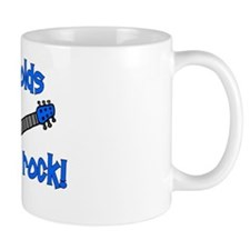9yearoldsrock_blueguitar Mug