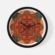50011R-Taos Wall Clock