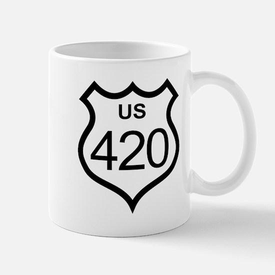 US Highway 420 Mug