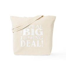 REPEAL THE BILL WHT Tote Bag