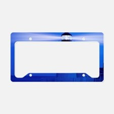 Pemaquid Maine License Plate Holder