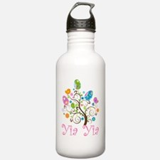 easter egg tree Water Bottle
