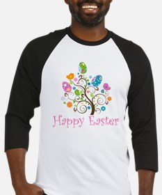 Happy Easter Baseball Jersey