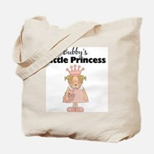 little princess 2 Tote Bag