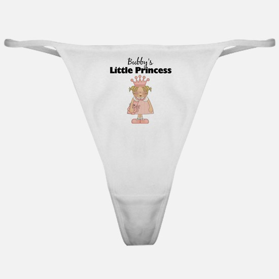 little princess 2 Classic Thong