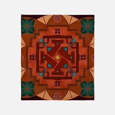 50011S-Taos Throw Blanket