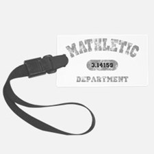 math-dept-DKT Luggage Tag
