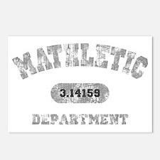 math-dept-DKT Postcards (Package of 8)
