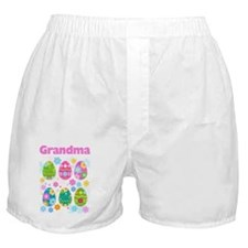 grandma easter Boxer Shorts