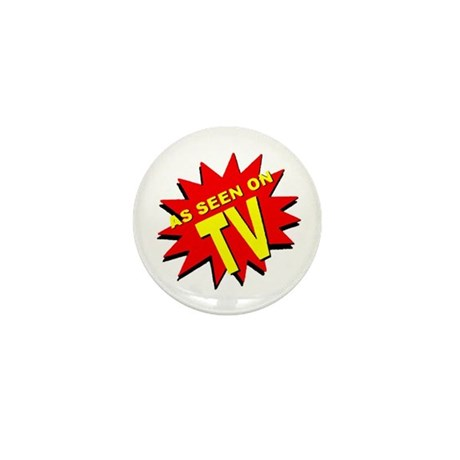 As Seen on TV Mini Button (10 pack)