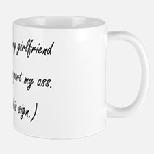 Panhandlers sign Mug