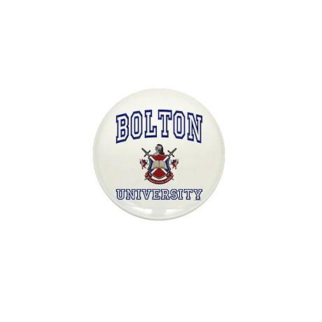 BOLTON University Mini Button (10 pack)