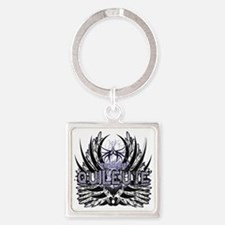 Twilight Quileute Square Keychain