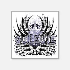 "Twilight Quileute Square Sticker 3"" x 3"""