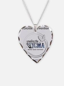 stigmaBACKSUICIDE Necklace