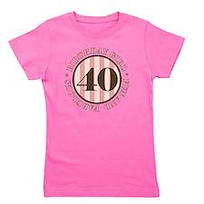 FunAndFab 40 Girl's Tee