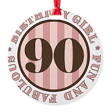 FunAndFab 90 Ornament