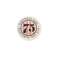 FunAndFab 75 Mini Button