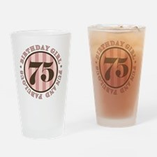 FunAndFab 75 Drinking Glass