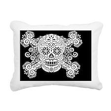 dod-etern-notx-OV Rectangular Canvas Pillow