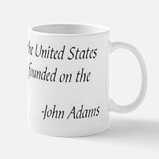 Adams 10x4 Mug