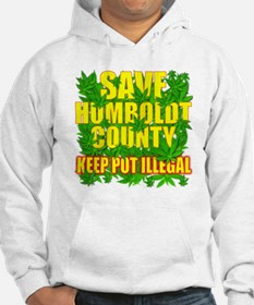 save_humboldt_SHIRT_super_cp Hoodie