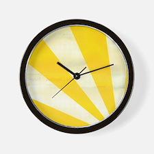 Ray of Sunshine Gifts Wall Clock
