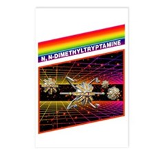 DMT Postcards (Package of 8)