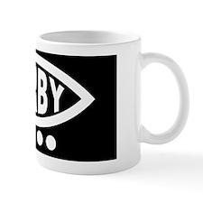 derby-fish-oval1 Mug