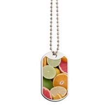 fruit14 Dog Tags