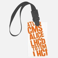 LHC-detectors_tr Luggage Tag