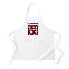 rubyridge Apron