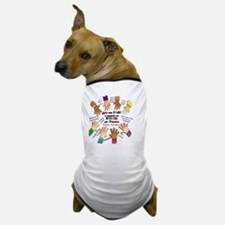 give our kids button Dog T-Shirt