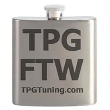 BoostGear - TPG - FTW - WHITE Flask