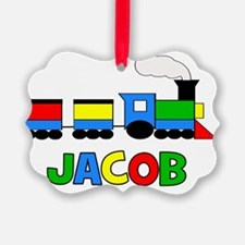 TRAIN_Jacob Ornament