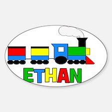 TRAIN_Ethan Sticker (Oval)