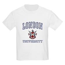 LONDON University Kids T-Shirt