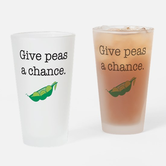 peasachance Drinking Glass