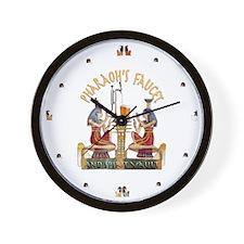 faucetclockLG Wall Clock
