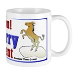Bring It On John Kerry Coffee Mug