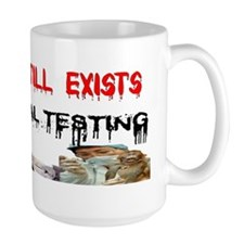 slavery is alive and wel10x4 Mug